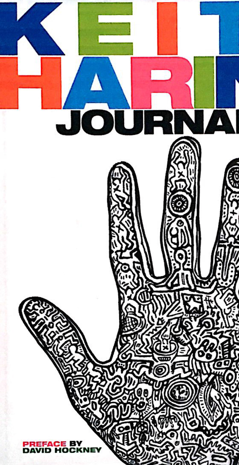 KEITH HARING JOURNAL